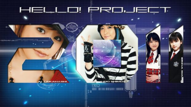 Hello Project 2011 by NEO-Musume