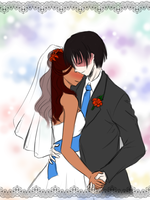 Zutara Week 2014 Day 7 Slow dancing by Ringo-Ichigo