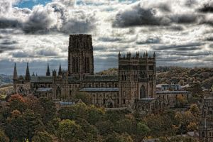 Durham Cathedral by LuntPhotography
