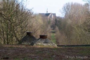 View from a bunker by TLO-Photography