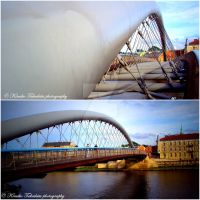 . Cracow Bridge . by KimikoTakeshita