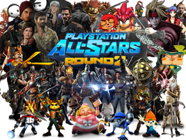 #AllStarsRound2 Campaign Wallpaper by TheTalon34