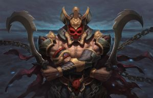 Monk - DIABLO 3 FAN ART by rex00k