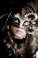 Venice mask by IcyIrena