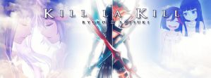 Kill-La-Kill-Yuri-is-Love-Banner by testingzdesu