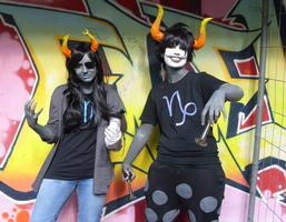 Homestuck [Cosplay] by Akito-OwO