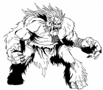 orc by RedMcSpoon