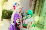 Macross Frontier - Listen our song! by CherryMemories