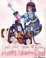Get your dose of Love :3 by CelebrenIthil