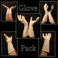 White Gloves Pack by racehorse87-stock