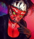 Asha, Lady Krampus by Shayla2046