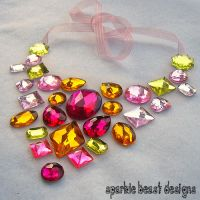 Tutti Frutti Necklace by Natalie526