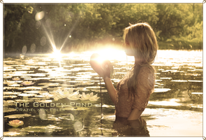 The Golden Pond by GeneRazART