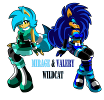 Wildcat Sisters by WinterGlace
