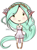 :.New OC.: Yve Floray by mianamaxi