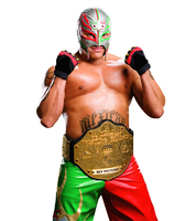 Rey Mysterio by TheElectrifyingOneHD