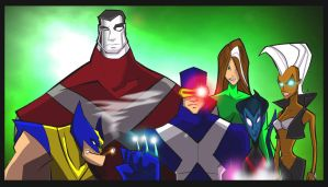 C'mon Mess with Us by baumanji