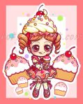Cupcake-chan by celesse