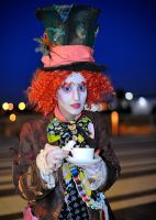Mad as a Hatter by gattomannaro