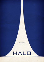 Bungie's HALO by L--Bo