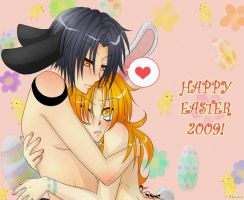 Easter 2009 by Shishi-The-Lozer