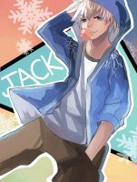 Jack frost in hiphop style by zeneria29