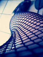 Fishnets I by eexi