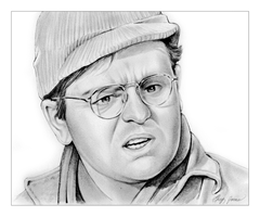 Radar O'Reilly of the TV show M*A*S*H by gregchapin