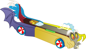 The Discord mobile by Vector-Brony