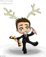 NCIS - Oh Deer Tony by ryuuri