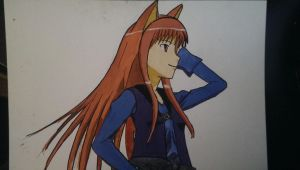 Holo, Spice and Wolf 2 by em-cash666