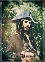 Jack Sparrow - Cosplay by darknetcs