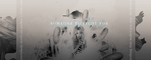 Someone to fight for by imLilus