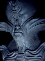 blue alien by barbelith2000ad