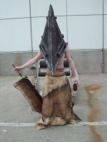 Pyramid Head by Howlingstar89