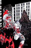 Have Yourself a Zombie X-Mas by thecreatorhd