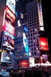 In the Thick of It: Times Square by HMoreng