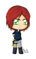 Chibi Party Poison by LiloLilosa