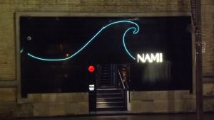 NAMI Japanese Restaurant by Neville6000