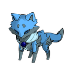 The Fox Avatar made by le game by kusakaice