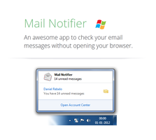 Mail Notifier by DanielNET