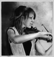 Lindsey Stirling by sith-warrior