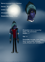 Marshall C. Northup Ref vuv by Marshall-The-Jay