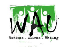 Group Logo : WAU - green by dindaseh