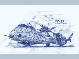 XC-87 by TheXHS