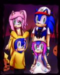 Halloween ft. Heroic family by Cometshina