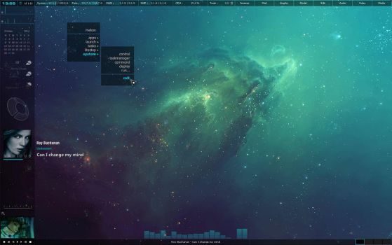 Desktop for ages... by themekon