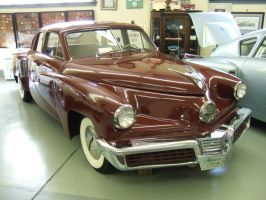 Tucker 48 'Tin Goose' Prototype by Aya-Wavedancer