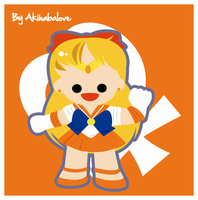 Sailor Venus. by Tamabit
