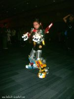 Cosplay Mania 2011 CHIBI by linchie02